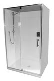 Shower Cubicle 1200 x 900mm 3 sided Alcove