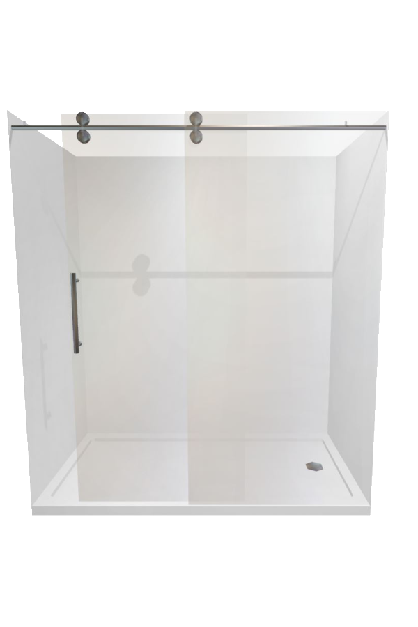 Alcove Shower 1800x900 Complete