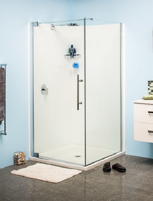 dreamline shower cube 900mm complete with tray and doors - Dreamline Shower