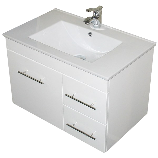 Wall Hung Vanity - Albion 750mm
