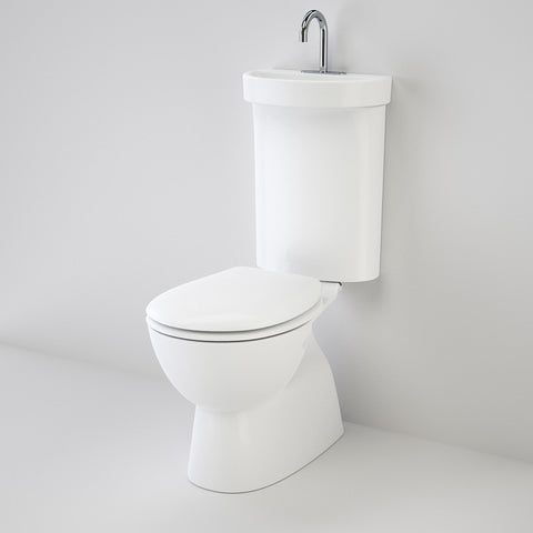 Profile 5 Toilet Suite Deluxe With Intergrated Hand Basin
