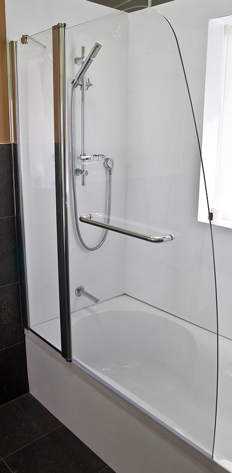 Bath swing door new zealand for Bathroom direct nz