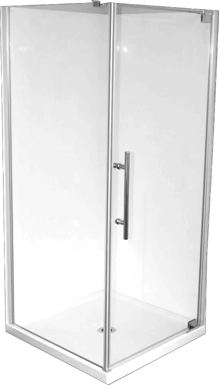 sector complete dreamline corner kits profile handle tray shower
