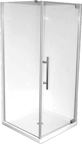 Dreamline Shower Cube 900mm Complete with Tray and Doors