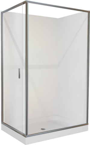 Shower Cubicle Corner 760x1200 or 900x1200