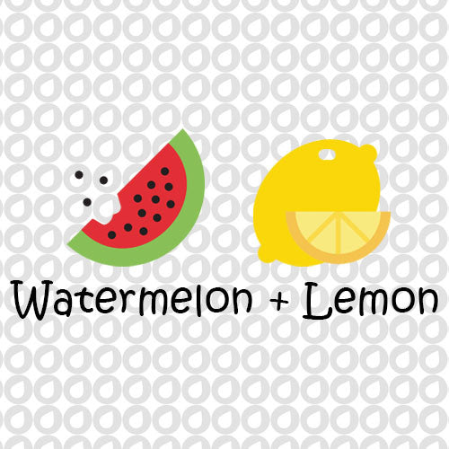 Watermelon & Lemon