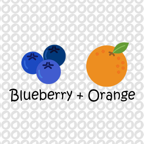 Blueberry & Orange