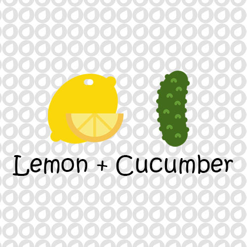 Lemon & Cucumber