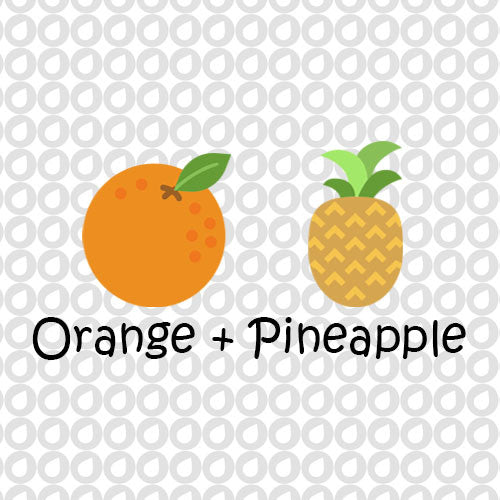 Orange & Pineapple