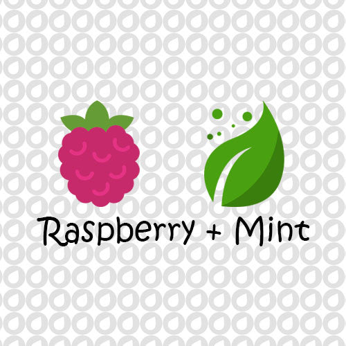 Raspberry, Mint Infusion Recipe