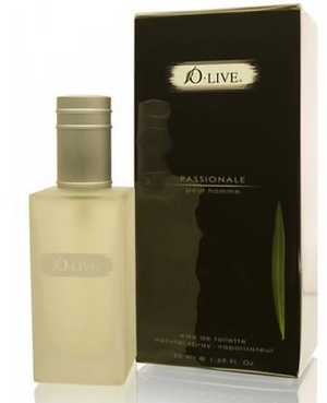O.LIVE Parfum pour Homme - Passionnel - Greenhouse Marketing (My Natural Choice)