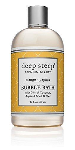 Deep Steep - Luxurious, Exotic & Delicious Natural Bubble Bath - Greenhouse Marketing (My Natural Choice)