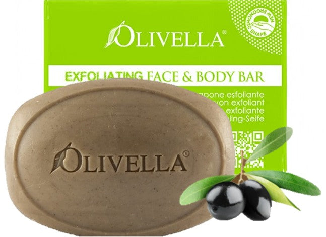 Olivella Ex-foliating Bar Soap - Greenhouse Marketing (My Natural Choice)