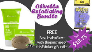 Olivella Exfoliating Bundle - Greenhouse Marketing (My Natural Choice)