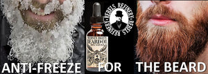 Moisturizing Beard Oil - Greenhouse Marketing (My Natural Choice)