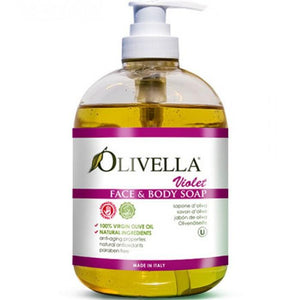 Olivella Face & Body Liquid Soap - 500ml - Greenhouse Marketing (My Natural Choice)