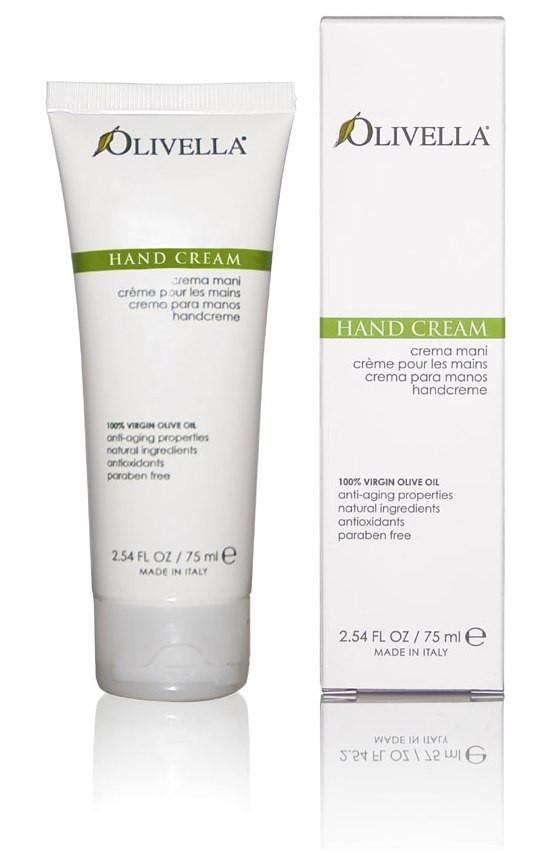 Olivella Hand Cream - 75ml - Greenhouse Marketing (My Natural Choice)
