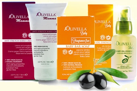 "The Olivella ""Baby Shower Bundle"" Special Offer! - Greenhouse Marketing (My Natural Choice)"