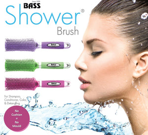 Bass Shower Brush - Greenhouse Marketing (My Natural Choice)