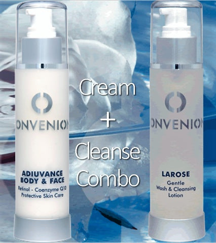 Convenion Combo -  Adiuvance + LaRose - Greenhouse Marketing (My Natural Choice)