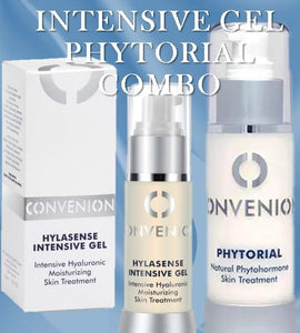 Convenion Combo - Phytorial + Intensive Gel - Greenhouse Marketing (My Natural Choice)