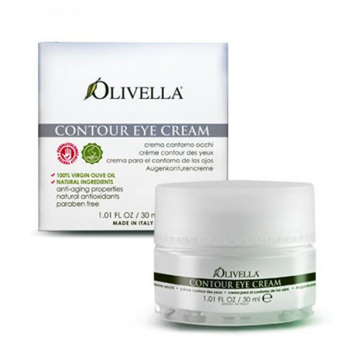 Olivella Contour Eye Cream - Greenhouse Marketing (My Natural Choice)