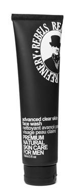 Rebels Advanced Clear Skin Face Wash - 150ml - Greenhouse Marketing (My Natural Choice)