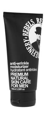 Rebels Anti-Wrinkle Moisturizer for Men - 100ml - Greenhouse Marketing (My Natural Choice)