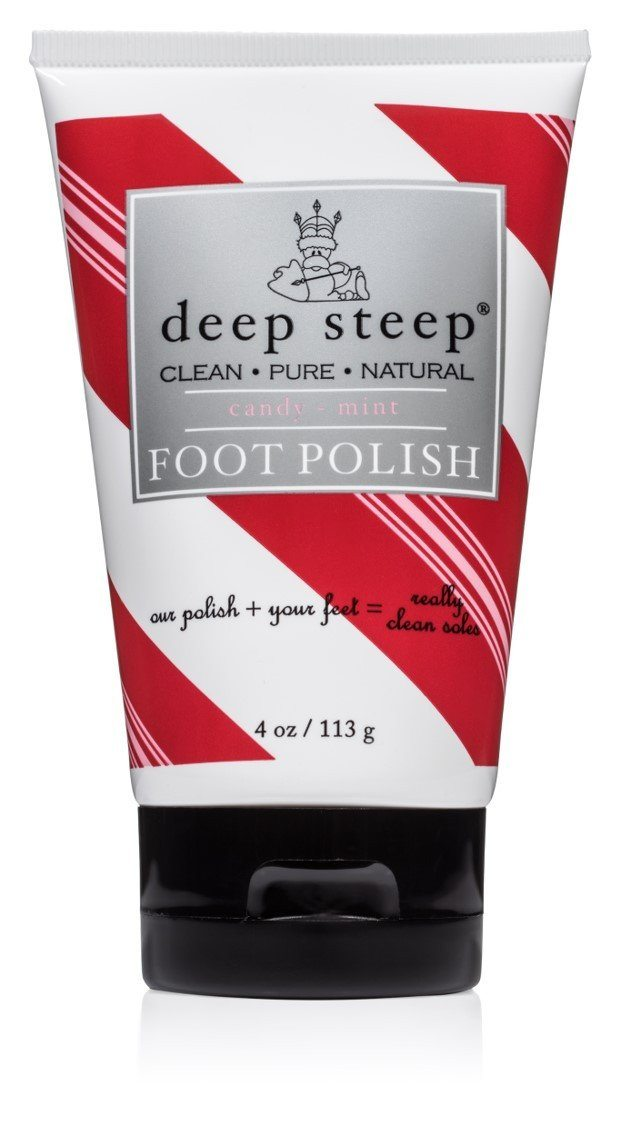 Deep Steep - Candy Mint Foot Polish - Greenhouse Marketing (My Natural Choice)