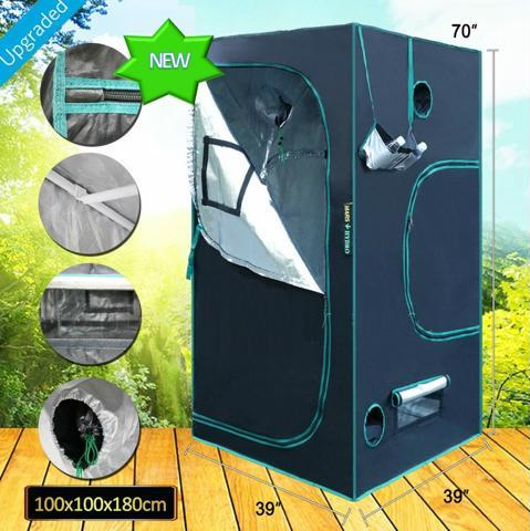 Best Selling Indoor Hydroponics grow tent - Greenhouse Marketing (My Natural Choice)