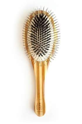 Bass A3 Extra Large Wire and Boar Pet Groomer Brush - Greenhouse Marketing (My Natural Choice)