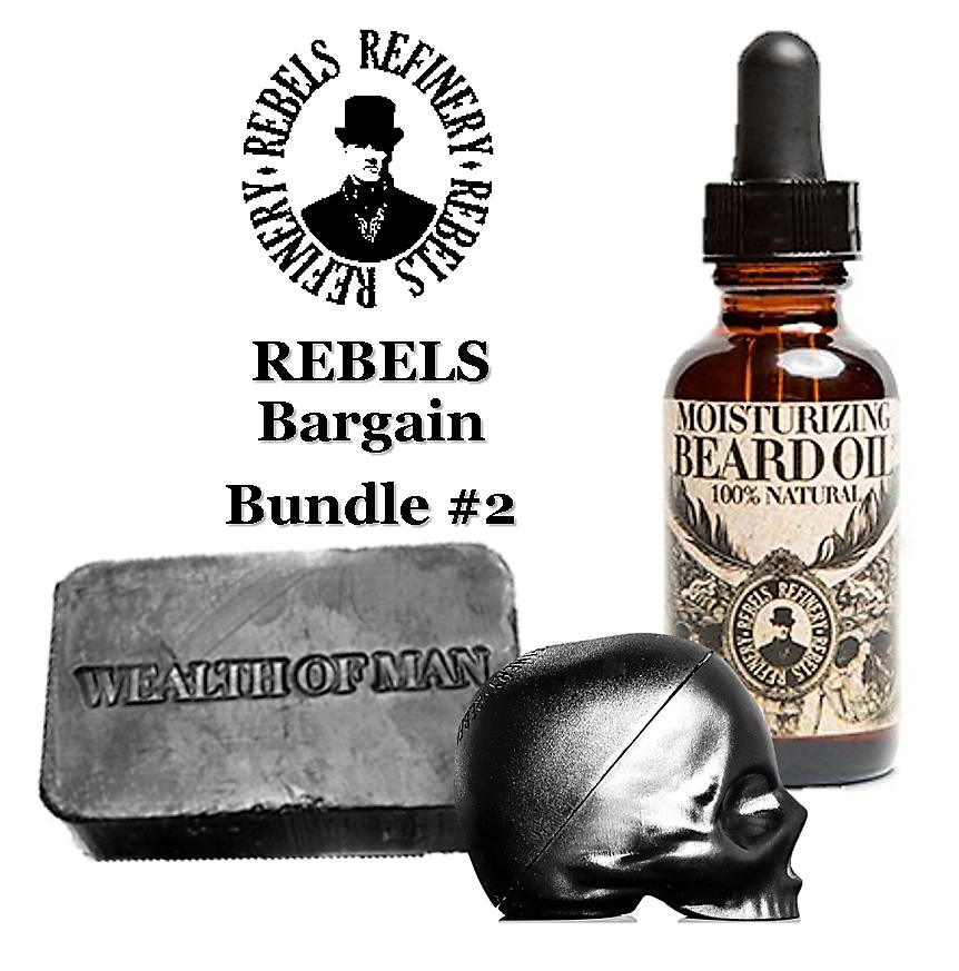 Rebels Under $30 bundle #2 - Save $10.50 - Greenhouse Marketing (My Natural Choice)