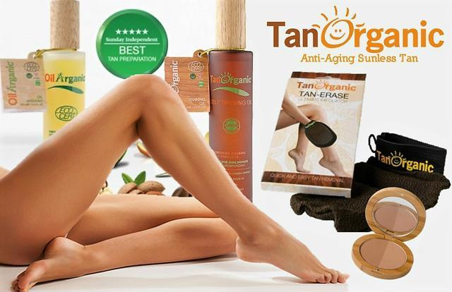 Tan Organic Maintenance Bundle - Greenhouse Marketing (My Natural Choice)