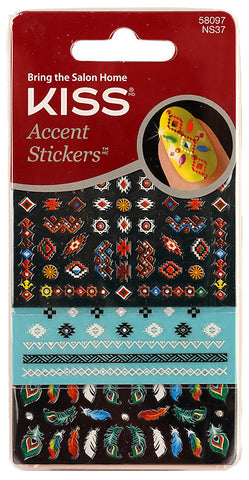 Kiss Accents Stickers NS37