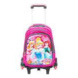 Trolley Backpack Trolley Kids School Bags on Wheels