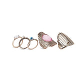 Pretty Ring Set 5 peaces for Woman (3)