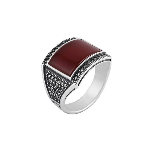 New 925 Silver ring for men
