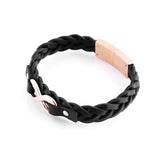 NEW Fashion Infinity Bracelets with magnet buckle