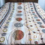 Fiber Quilt, Multi-color