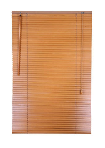 Modern wood blinds-Orange