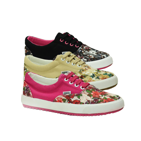 Flower Converse for girles