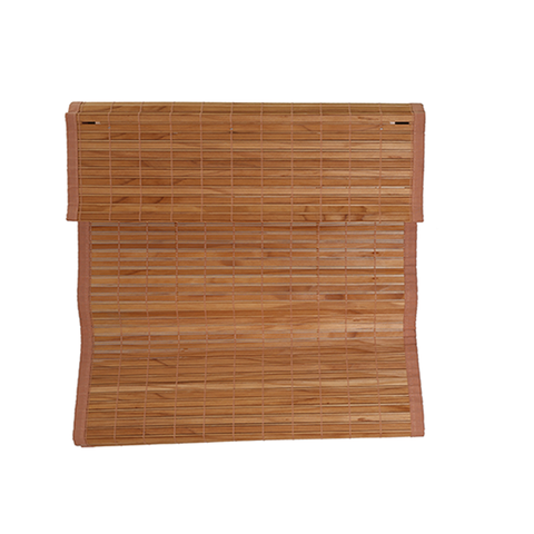 Modern Curtains wood mat