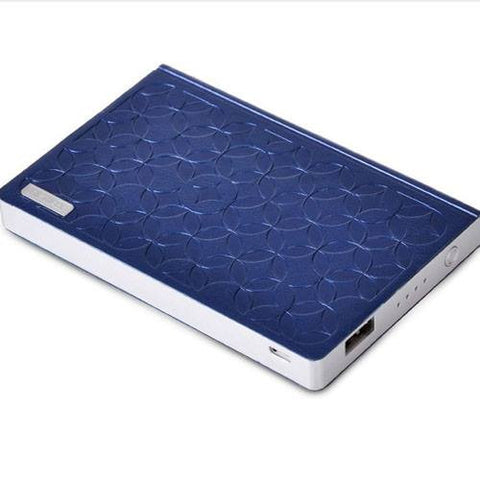 Remax Play 6000 mAh Power Bank - Blue