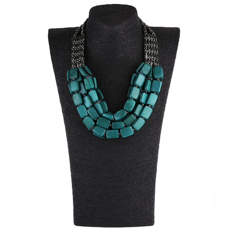 Perfect Necklace Handmade Turquoise Color for women