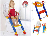 Potty with ladder for babies