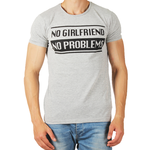 Grey Tshirt for Men