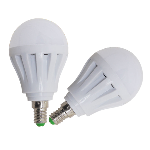 Set of 5 Beko LED Lamps E27- 15 Watt, 220 Volt, White
