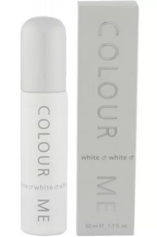 Colour Me White for Men EDT (50 ml)