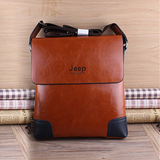 Jeep cross  leather for men