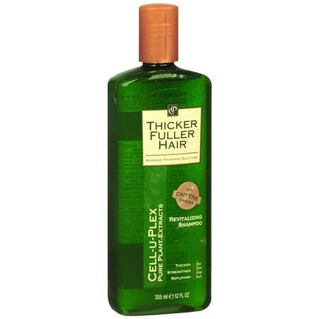 Thicker Fuller Hair Revitalizing Shampoo 355ml